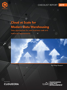 TDWI Checklist Report | Cloud at Scale for Modern Data Warehousing